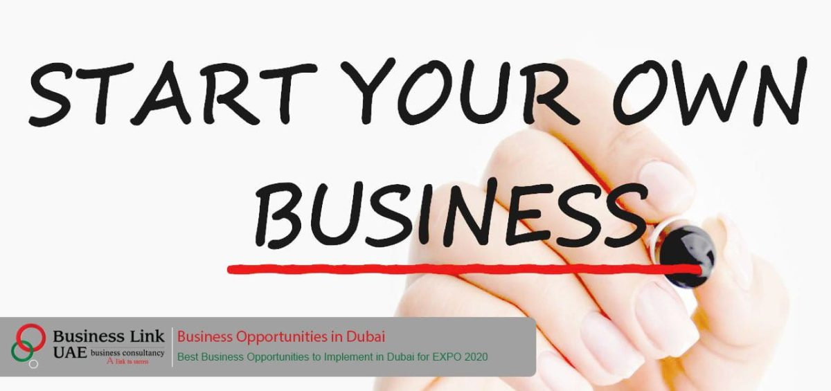 Business Opportunity in Dubai - Business Link UAE